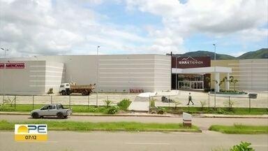 Serra Talhada, no Sertão, vive expectativa de receber primeiro shopping da região do Pajeú - Além da opção de lazer, empreendimento deve gerar até 1 mil empregos diretos.