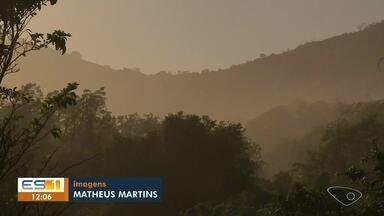 Há mais de 15 anos moradores de Itaoca, em Cachoeiro, esperam por uma solução para poeira - Veja a reportagem.
