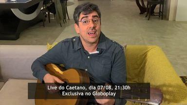 #Quarentena #Dia135 - Dia de quarentena com Caetano e Paula.