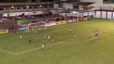 Veja o gol de Tombense 1 x 0 Uberlândia, pela 11ª rodada do Campeonato Mineiro - Veja o gol de Tombense 1 x 0 Uberlândia, pela 11ª rodada do Campeonato Mineiro