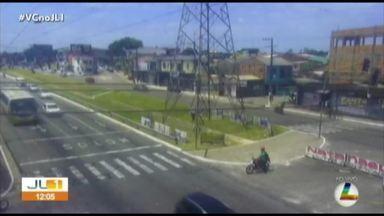 Veja o trânsito em Belém nesta quinta no quadro 'Radar' - Radar.