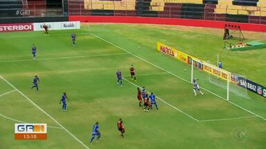 Sport venceu o Vitória na luta contra queda Campeonato Pernambucano - A partida terminou 1 a 0 para o Leão