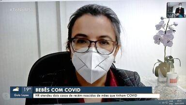 Referência no combate à COVID, HR tem 104 casos entre funcionários - Referência no combate à COVID, HR tem 104 casos entre funcionários