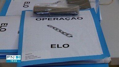 Operação Elo desmantela tráfico de drogas em Taciba - Quatro pessoas foram presas.