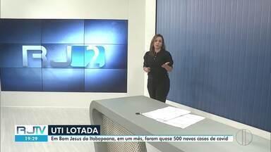 Veja a íntegra do RJ2 desta quinta-feira, 30/07/2020 - O RJ2 traz as principais notícias das cidades do interior do Rio.