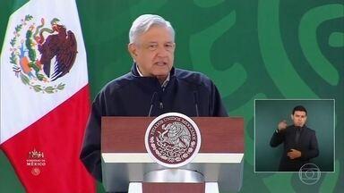 Economia do México tem a maior queda da história - Fortemente abalada pela pandemia, a economia mexicana caiu 17,3% no segundo trimestre de 2020.