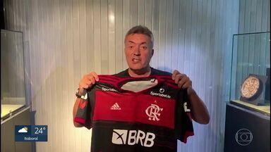 Da Espanha, Domènec Torrent manda recado aos torcedores do Flamengo - Da Espanha, Domènec Torrent manda recado aos torcedores do Flamengo