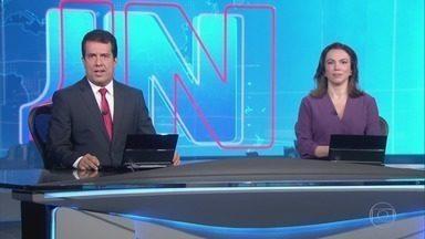 Jornal Nacional, Íntegra 01/08/2020 - As principais notícias do Brasil e do mundo, com apresentação de William Bonner e Renata Vasconcellos.