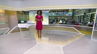 Jornal Hoje - íntegra 03/08/2020 - Os destaques do dia no Brasil e no mundo, com apresentação de Maria Júlia Coutinho.