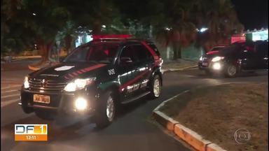 Polícia prende grupo suspeito de esquartejar morador do Guará - O corpo da vítima foi encontrado na estação de tratamento de esgoto da Caesb, em junho.
