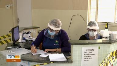 Centro de Atendimento para Enfrentamento à Covid-19 começa a funcionar em Petrolina - Local é mais um reforço na assistência à doença no município