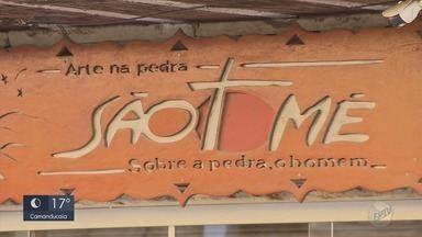 Retirada do H do nome da cidade pelo IBGE causa polêmica em São Tomé das Letras - Retirada do H do nome da cidade pelo IBGE causa polêmica em São Tomé das Letras