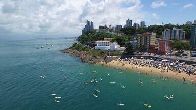 Prefeitura de Salvador divulga plano de ação para retomada do setor do turismo na capital - A área da hotelaria deixou de faturar mais de R$ 400 milhões no primeiro semestre deste ano.