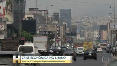 Libaneses e descendentes que vivem no Brasil ficaram preocupados com a explosão - No Brasil vivem dez milhões de libaneses e descendentes de libaneses. É mais do que toda a população do próprio Líbano.