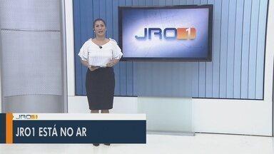 Confira a íntegra do JRO1 desta quarta-feira, 05 de Agosto - Telejornal é apresentado por Yonara Werri.