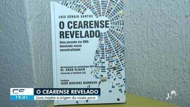 Livro sobre origem do povo cearense é lançado na capital - Saiba mais em: g1.com.br