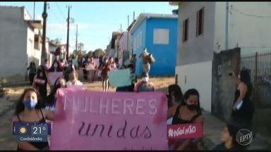 Coletivo de mulheres busca implantação de posto policial em São Tomé das Letras - Coletivo de mulheres busca implantação de posto policial em São Tomé das Letras