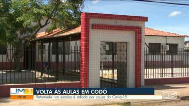 Retorno das aulas presenciais é adiado em Codó - Por conta do risco de contaminação, a Secretaria de Educação do município decidiu manter os estudantes em casa.