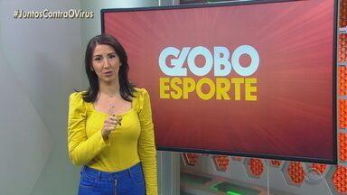 Grêmio rescinde contrato com atacante André nesta sexta-feira (7) - Assista ao vídeo.