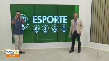 Confira os destaques do esporte desta sexta-feira (7) - Cruzeiro estreia nesta sexta-feira no Campeonato Brasileiro da Série B.