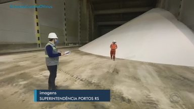 Portos públicos do RS passarão por vistorias mais detalhadas para prevenir incêndios - Auditorias serão realizadas nos complexos de Porto Alegre, Rio Grande e Pelotas.