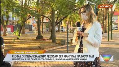 Médica alerta para manutenção das regras de prevenção contra Covid - Região avançou à fase amarela do Plano SP.