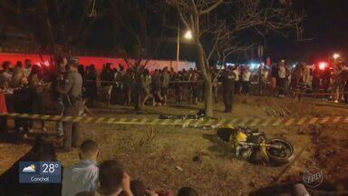 Américo Brasiliense, São Carlos e São João da Boa Vista registram acidentes fatais - Todas as vítimas do fim de semana eram motociclistas.