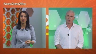 Mauricio Saraiva comenta a nova contratação de zagueiro do Inter - Assista ao vídeo.