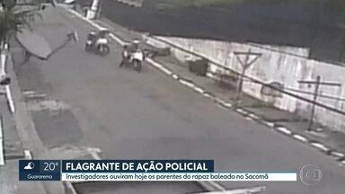 Jovem é morto por policiais na zona sul - Em outro crime, três PMs foram assassinados por falso policial civil.