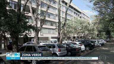 SEMOB estuda mudanças no projeto Zona Verde - O projeto da Secretaria de Mobilidade Urbana pretende cobrar estacionamento em vagas públicas. A medida divide opiniões.