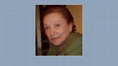 Professora Socorro Farias morre de Covid-19 em Campina Grande - Educadora tinha 84 anos e se dedicou mais de 50 anos a educação.