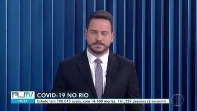 Veja a íntegra do RJ2 desta segunda-feira, 10/08/2020 - O RJ2 traz as principais notícias das cidades do interior do Rio.