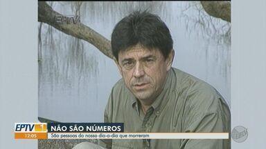 Comerciante morre por Covid-19 em Ribeirão Preto, SP - Carlos Roberto Pepe tinha 67 anos