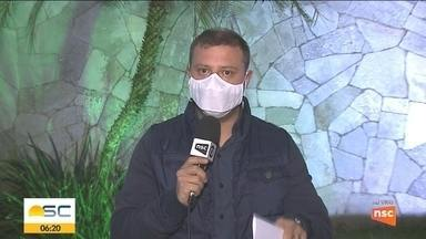 Joinville anuncia multa de R$ 3,3 mil a pessoas com Covid-19 que desrespeitarem isolamento - Joinville anuncia multa de R$ 3,3 mil a pessoas com Covid-19 que desrespeitarem isolamento