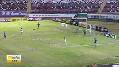 Thiago Barbosa atualiza as notícias do esporte sergipano - Thiago Barbosa atualiza as notícias do esporte sergipano.