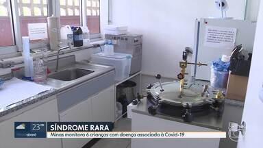 Seis crianças com síndrome rara são monitoradas pela Secretaria Estadual de Saúde - Doença pode estar associada à infecção por Covid-19.