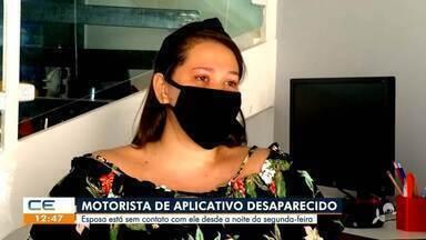 Família procura por motorista de aplicativo desaparecido a última segunda-feira (10) - Saiba mais no g1.com.br/ce