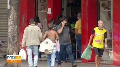 Governador Valadares completa uma semana de 'Onda Vermelha' do programa Minas Consciente - Governo afirmou que a cada sete dias, será feita uma nova avaliação para saber se a cidade tem condições de passar para a próxima fase.