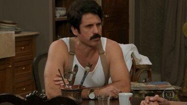 Ernesto contrata Cara de Cão para atentar contra a vida de Maria - Malandro manda bandido forjar um acidente
