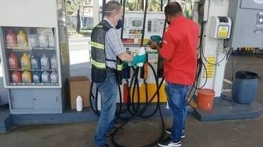 Fazenda fiscaliza postos de combustíveis nas regiões de Itapetininga e Sorocaba - A Secretaria de Fazenda e Planejamento do estado está fiscalizando postos de combustíveis na regiões de Itapetininga e Sorocaba (SP) nesta quarta-feira (12).
