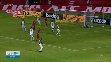 Náutico empata com o Operário em disputa no estádio dos Aflitos - A partida terminou em zero a zero e foi pela 2ª rodada da Série B.