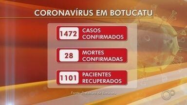 Confira os casos de coronavírus nas cidades do centro-oeste paulista - As prefeituras do centro-oeste paulista divulgam diariamente novos casos de coronavírus e mortes pela doença.
