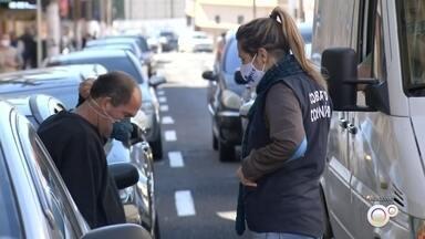 Marília intensifica fiscalização para evitar aglomeração de pessoas - A prefeitura de Marília e a Polícia Militar começam nesta quinta-feira (13) uma fiscalização mais intensa para evitar aglomerações na cidade.