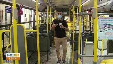 Empresas de ônibus estão com protocolos mais rígidos de higienização dos coletivos - Veja como é o processo de limpeza dos veículos.