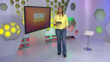 Confira a íntegra da edição do Globo Esporte-PR desta quinta-feira, 13/8 - Confira a íntegra da edição do Globo Esporte-PR desta quinta-feira, 13/8
