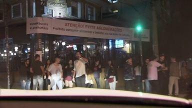 Festas clandestinas atraem multidões em várias capitais do país no fim de semana - A maioria das aglomerações era formada por jovens, que não usavam máscaras e não se importavam com o risco de transmissão do novo coronavírus.