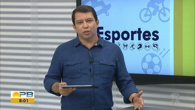 Kako Marques traz as notícias do esporte no Bom Dia Paraíba desta segunda-feira (17.08.20) - Fique bem informado, torcedor paraibano