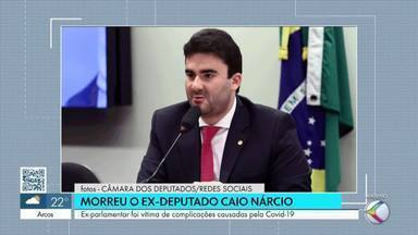 Morre ex-deputado federal Caio Nárcio - Político, de 33 anos, estava internado na UTI em hospital de São Paulo, onde pegou Covid-19. Rodrigo Maia, Aécio Neves e o pai da vítima publicaram nota e vídeo de pesar.