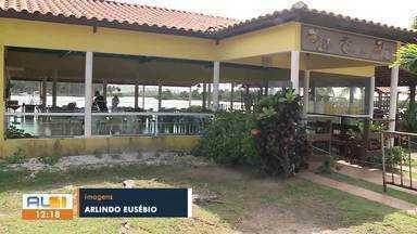 Restaurantes da Massagueira reabrem depois de quase cinco meses fechados - Carol Sanches tem as informações.