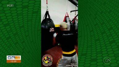 Atleta vai representar Petrolina em competição de boxe em São Paulo - Mesmo com todos os desafios da pandemia, Ykaro David, de 22 anos, está suando e mantendo o foco em mais um nocaute na carreira.